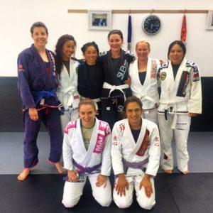 1st ever Women's class