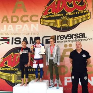 adcc podium