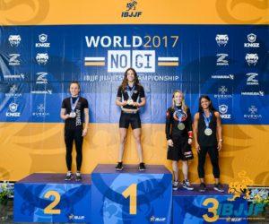 worlds podium
